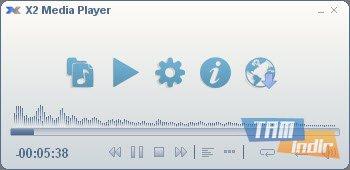 X2 Media Player Ekran Görüntüleri - 2