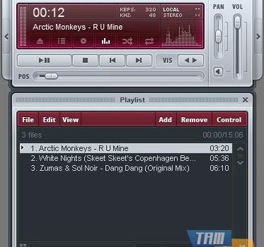 Xion Audio Player Ekran Görüntüleri - 4