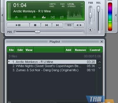 Xion Audio Player Ekran Görüntüleri - 3