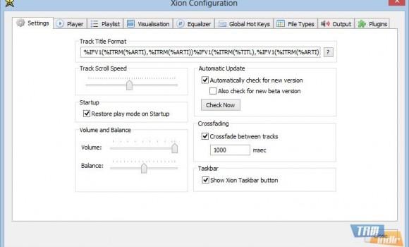 Xion Audio Player Ekran Görüntüleri - 1