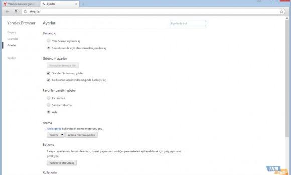 Yandex Browser Ekran Görüntüleri - 2