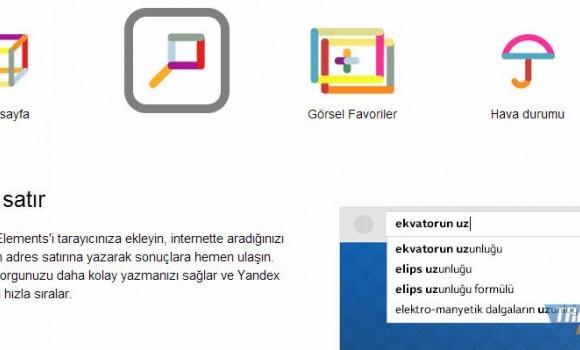 Yandex Elements Ekran Görüntüleri - 6