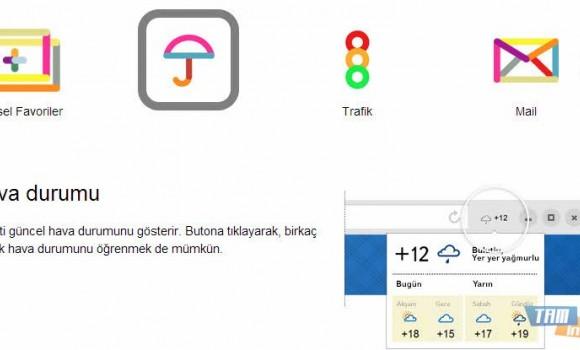 Yandex Elements Ekran Görüntüleri - 4