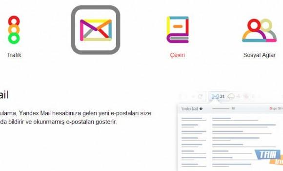 Yandex Elements Ekran Görüntüleri - 2