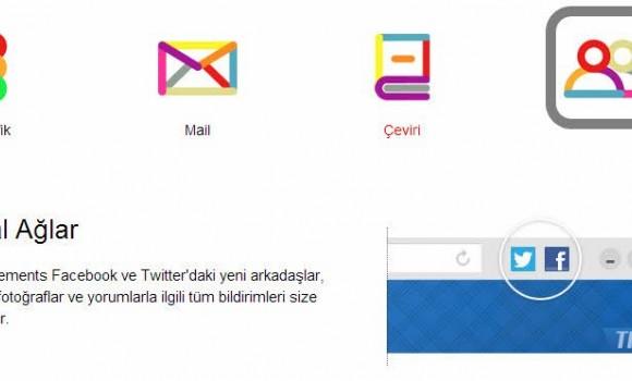 Yandex Elements Ekran Görüntüleri - 1