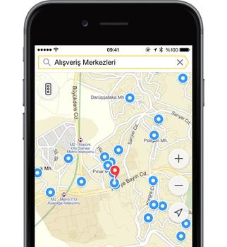 Yandex.Haritalar Ekran Görüntüleri - 5