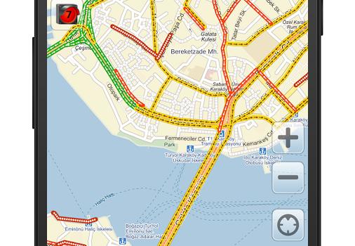 Yandex.Haritalar Ekran Görüntüleri - 1