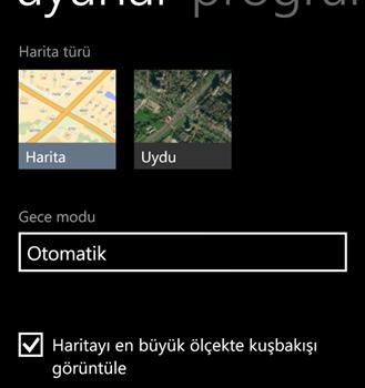 Yandex.Navigasyon Ekran Görüntüleri - 1
