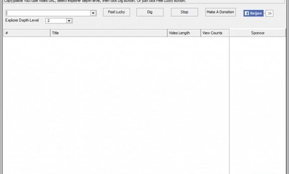 YouTube Explorer Ekran Görüntüleri - 3
