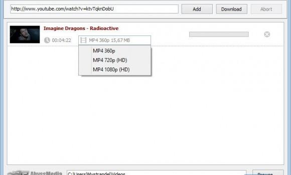 YouTube Free Downloader Ekran Görüntüleri - 2