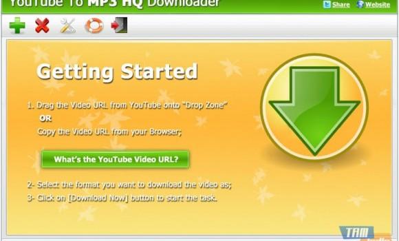 YouTube to MP3 HQ Downloader Ekran Görüntüleri - 5