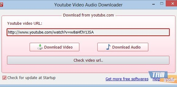 Youtube Video Audio Downloader Ekran Görüntüleri - 3