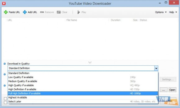 YouTube Video Downloader Ekran Görüntüleri - 3