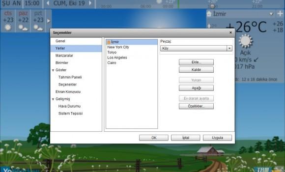 YoWindow Ekran Görüntüleri - 1