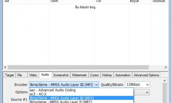 ZD Soft Screen Recorder Ekran Görüntüleri - 2