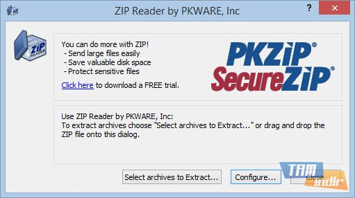 ZIP Reader Ekran Görüntüleri - 1
