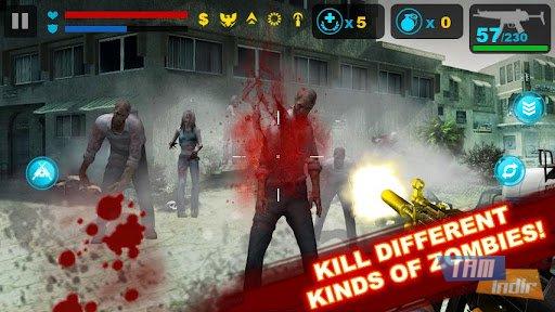 Zombie Frontier Ekran Görüntüleri - 6