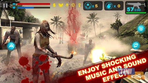 Zombie Frontier Ekran Görüntüleri - 4