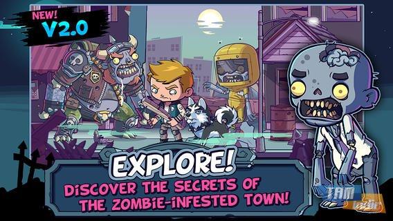 Zombies Ate My Friends Ekran Görüntüleri - 5