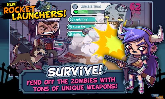 Zombies Ate My Friends Ekran Görüntüleri - 4