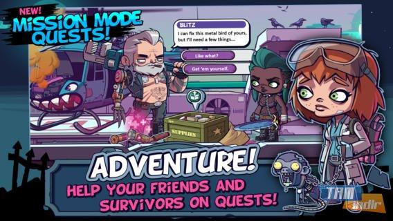 Zombies Ate My Friends Ekran Görüntüleri - 3