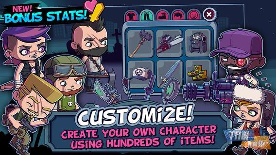 Zombies Ate My Friends Ekran Görüntüleri - 2