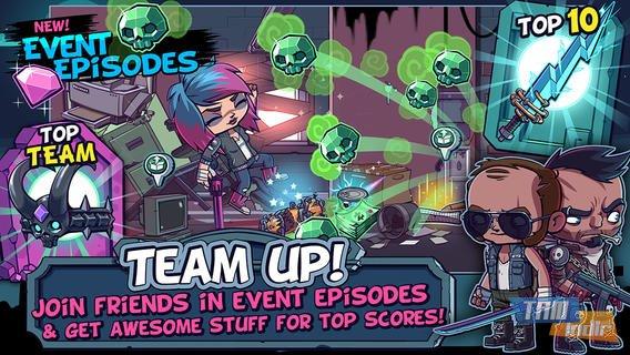 Zombies Ate My Friends Ekran Görüntüleri - 1