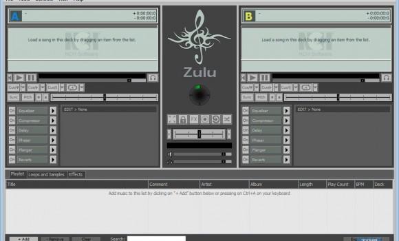 Zulu DJ Software Ekran Görüntüleri - 5