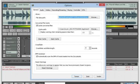 Zulu DJ Software Ekran Görüntüleri - 2