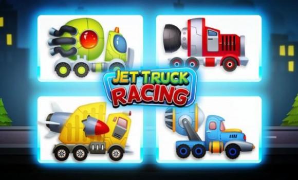 Jet Truck Racing Ekran Görüntüleri - 4