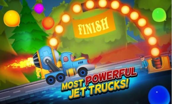 Jet Truck Racing Ekran Görüntüleri - 2