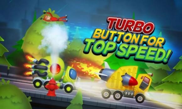 Jet Truck Racing Ekran Görüntüleri - 1