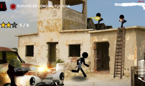Stick Squad: Sniper Battlegrounds Ekran Görüntüleri - 4
