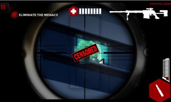 Stick Squad: Sniper Battlegrounds Ekran Görüntüleri - 1