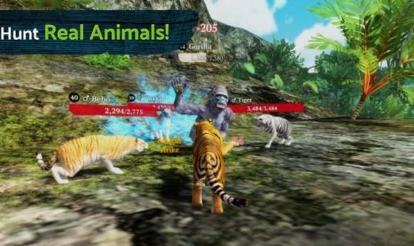 The Tiger Ekran Görüntüleri - 2