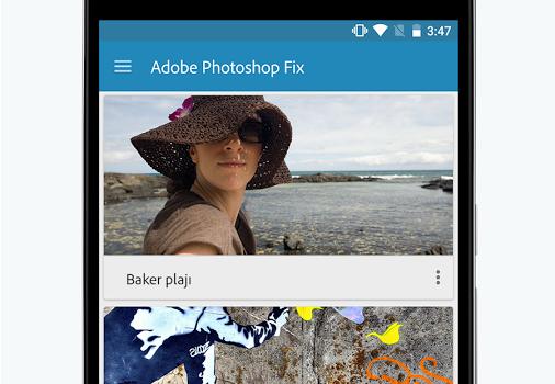 Adobe Photoshop Fix Ekran Görüntüleri - 5