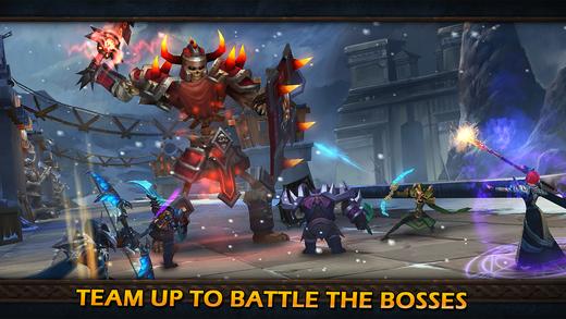 Age of Warriors: Dragon Discord Ekran Görüntüleri - 4