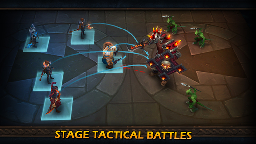 Age of Warriors: Dragon Discord Ekran Görüntüleri - 3