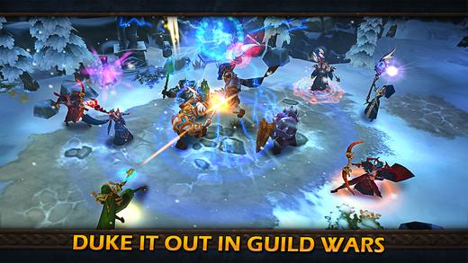 Age of Warriors: Dragon Discord Ekran Görüntüleri - 2