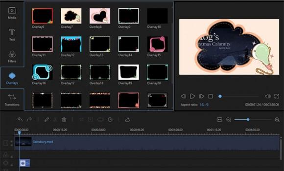 ApowerEdit Ekran Görüntüleri - 1