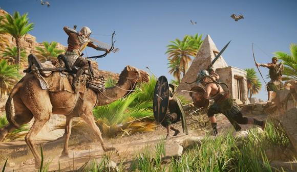 Assassin's Creed Origins Ekran Görüntüleri - 2