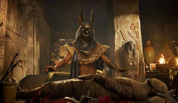 Assassin's Creed Origins Ekran Görüntüleri - 1