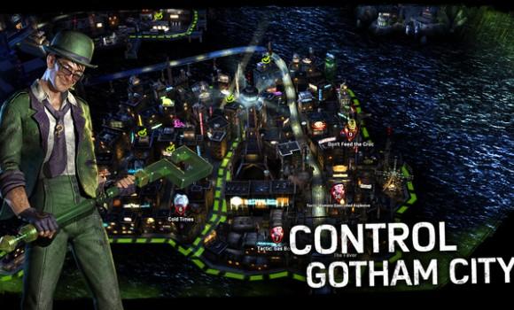 Batman: Arkham Underworld Ekran Görüntüleri - 1
