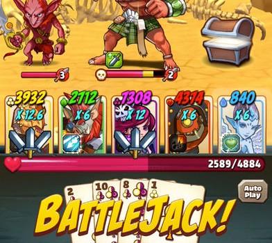 Battlejack Ekran Görüntüleri - 5