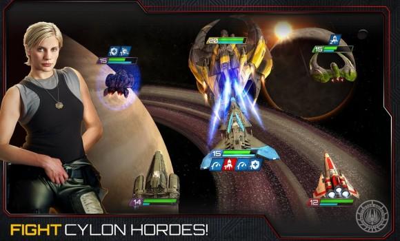 Battlestar Galactica: Squadrons Ekran Görüntüleri - 5