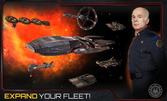 Battlestar Galactica: Squadrons Ekran Görüntüleri - 3