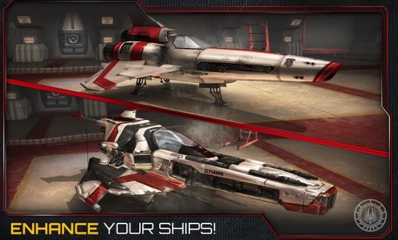 Battlestar Galactica: Squadrons Ekran Görüntüleri - 2