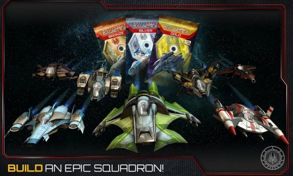 Battlestar Galactica: Squadrons Ekran Görüntüleri - 1