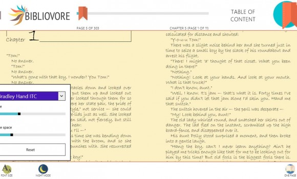 Bibliovore Ekran Görüntüleri - 1