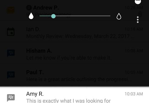 BlackBerry Privacy Shade Ekran Görüntüleri - 2
